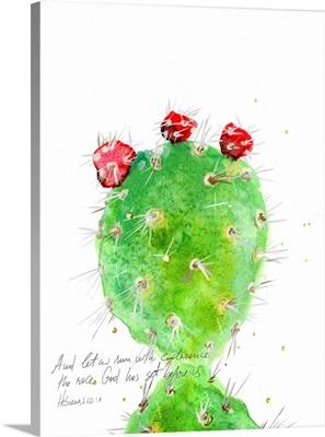 Cactus Verse IV