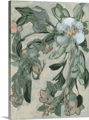 Cascading Bouquet II