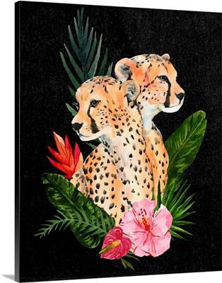 Cheetah Bouquet II