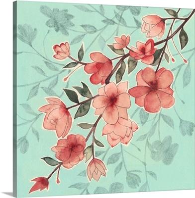 Cherry Blossom Shadows II