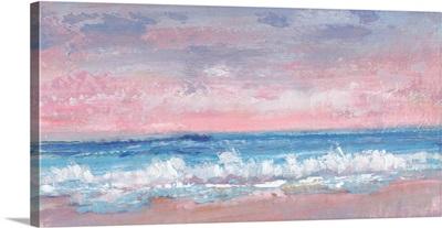 Coastal Pink Horizon I