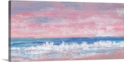 Coastal Pink Horizon II