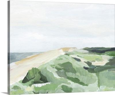 Coastline Greenery II
