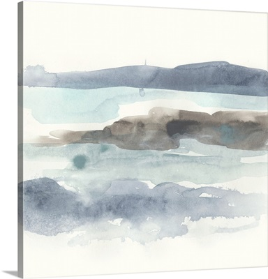 Coastline Sketch II