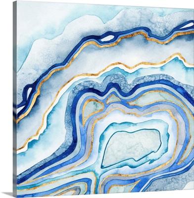 Cobalt Agate II