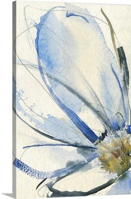 Cobalt & Paynes Petals I