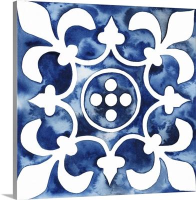 Cobalt Tile III