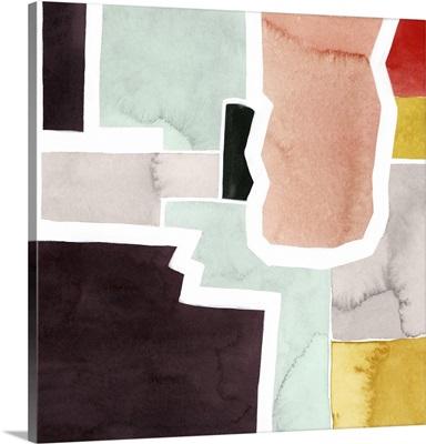 Color Blocking III