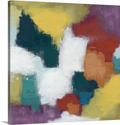 Color Cascade I