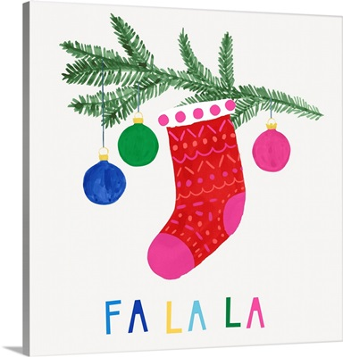 Colorful Christmas III