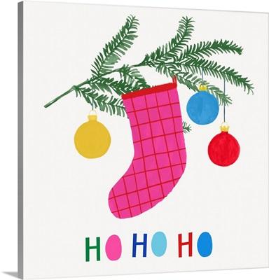 Colorful Christmas IV