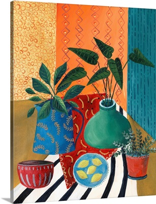 Colorful Tablescape II