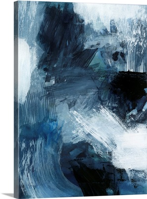 Composition In Blue III