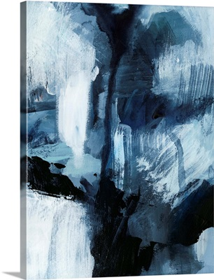 Composition In Blue IV