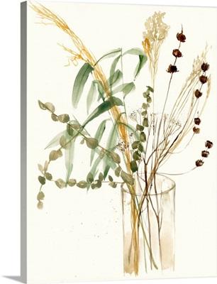 Composition In Vase I