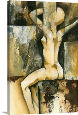 Contemporary Seated Nude II