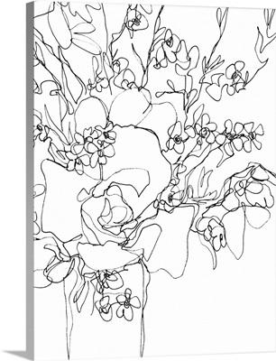 Contour Bouquet I