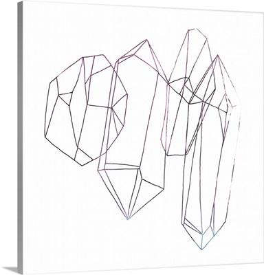 Contour Crystals IV