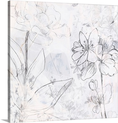 Contour Garden Fresco II
