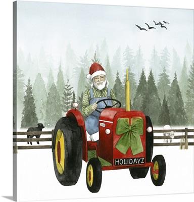 Country Santa I