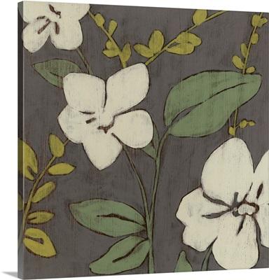 Cream Florals I