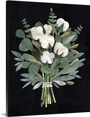 Cut Paper Bouquet I