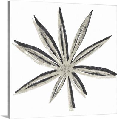 Cut Paper Palms III