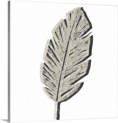 Cut Paper Palms V