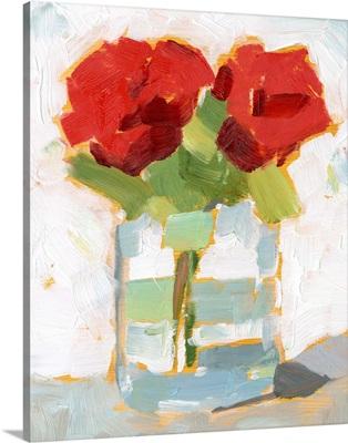 Cut Roses I
