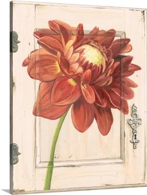 Dahlia Door