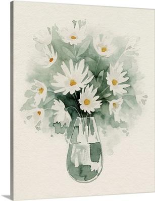 Daisy Bouquet Sketch I