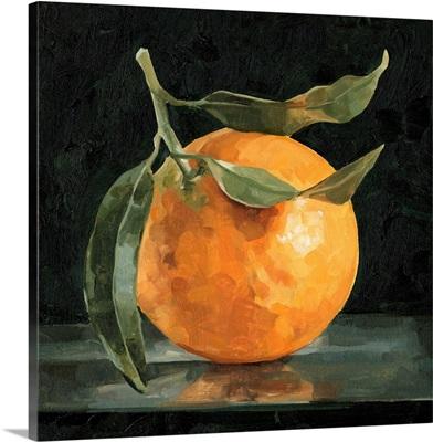 Dark Orange Still Life I