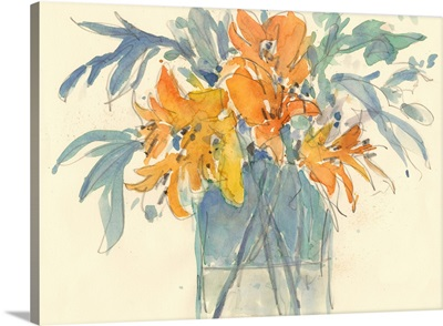 Day Lily Moment II