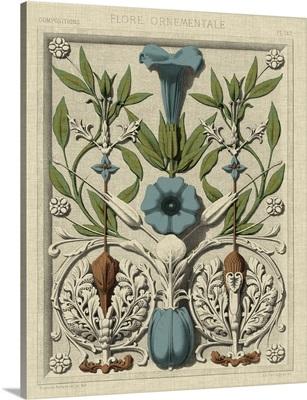Decorative Flourish I