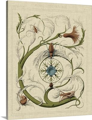 Decorative Flourish III