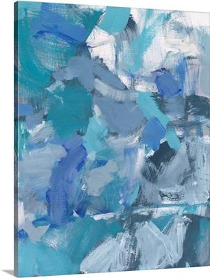 Deep Blue Hue I