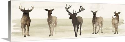Deer Line II