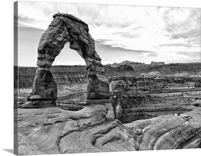 Desert Arches I