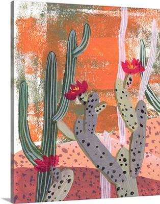 Desert Flowers I