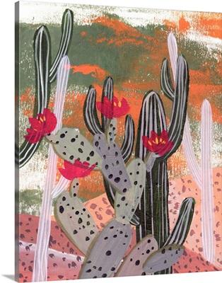 Desert Flowers II
