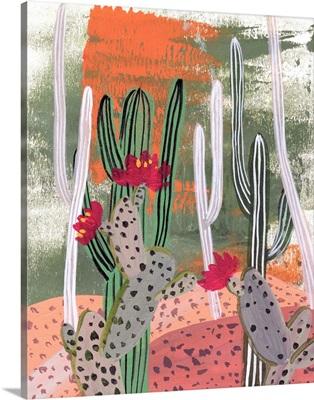 Desert Flowers IV