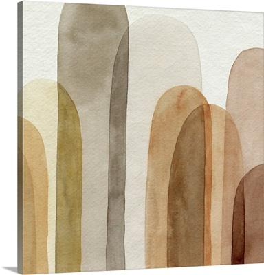 Desert Watercolor Arches II
