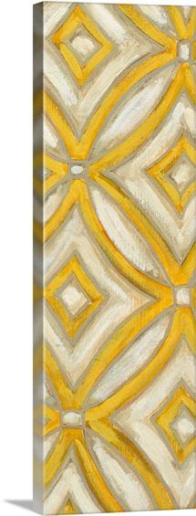 Earthen Patterns I