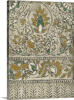 Earthenware Floral II