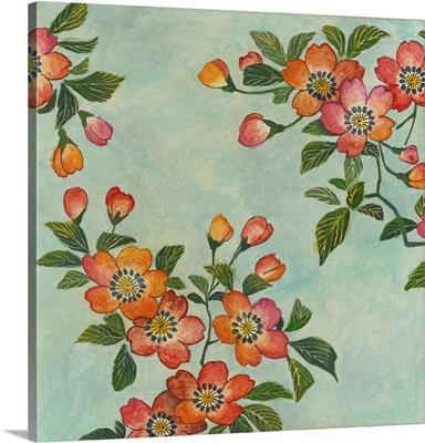 Eastern Blossoms I