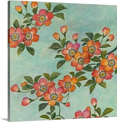 Eastern Blossoms II