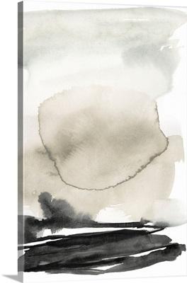 Ebony Horizon Triptych II