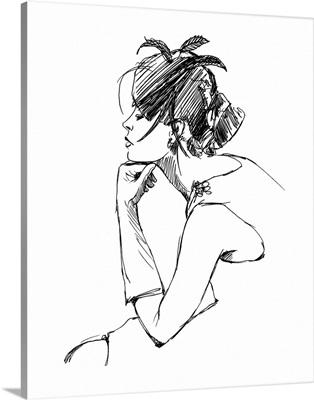 Elegant Fashion Study II