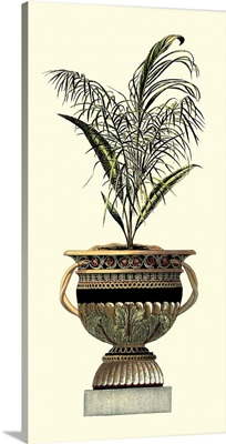 Elegant Urn with Foliage II