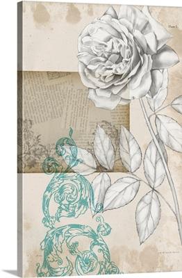 Embedded Floral I